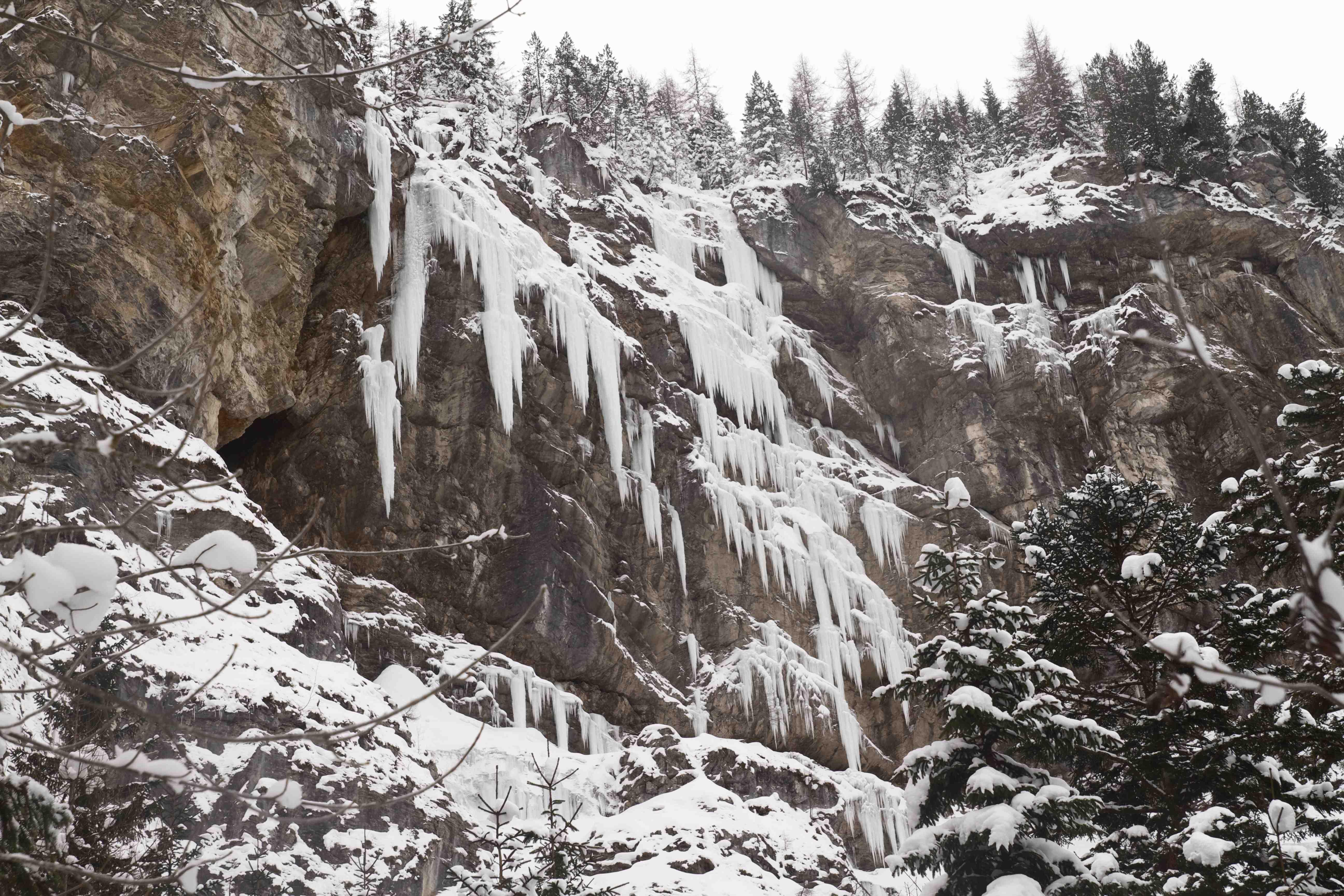 Route Haizähne in Kandersteg