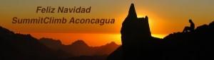 Weihnachtsgrüsse vom Aconcagua
