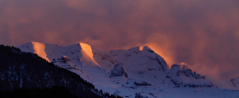 Blümlisalp, Berner Oberland, Alpen (c) Felix Berg