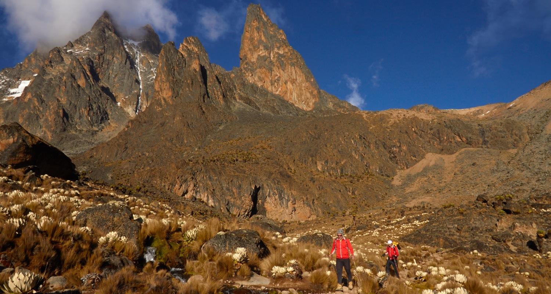 Mount Kenia