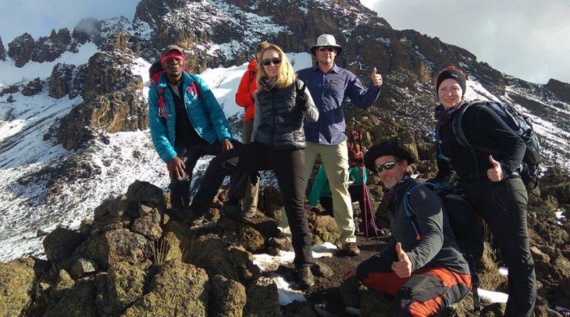 Kilimandscharo Trekking Jan. 2018 - 3. Gruppe mit SummitClimb