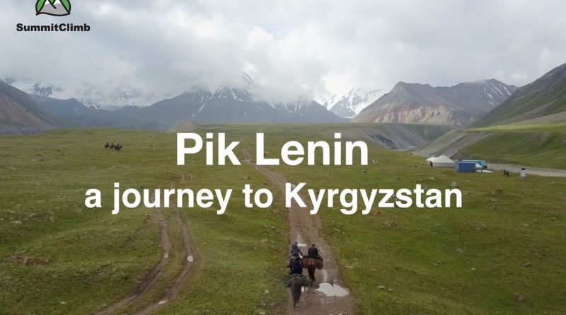 Pik Kenin - a journey to Kyrgzstan - Movie Titelbild