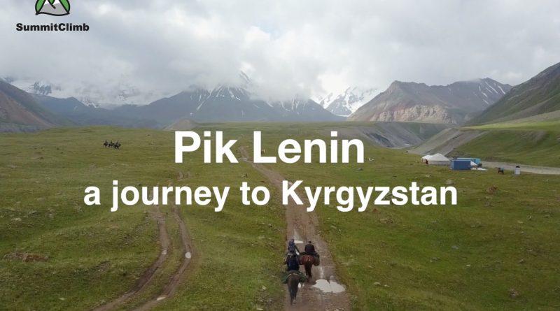 Pik Kenin - a journey to Kyrgzstan - Movie Titelbild