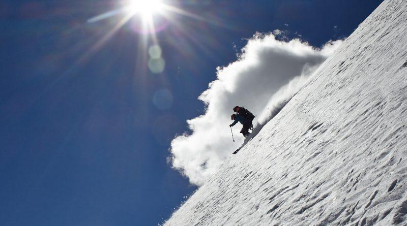 Ski - Cala Cimenti in Action. (Archivbild Felix Berg, am Pik Kommunismus, Tadschikistan in 2015)
