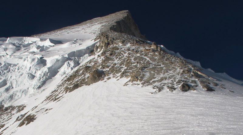 G2 Gipfelpyramide