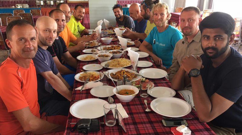 Gasherbrum II - Team 2018 von SummitClimb