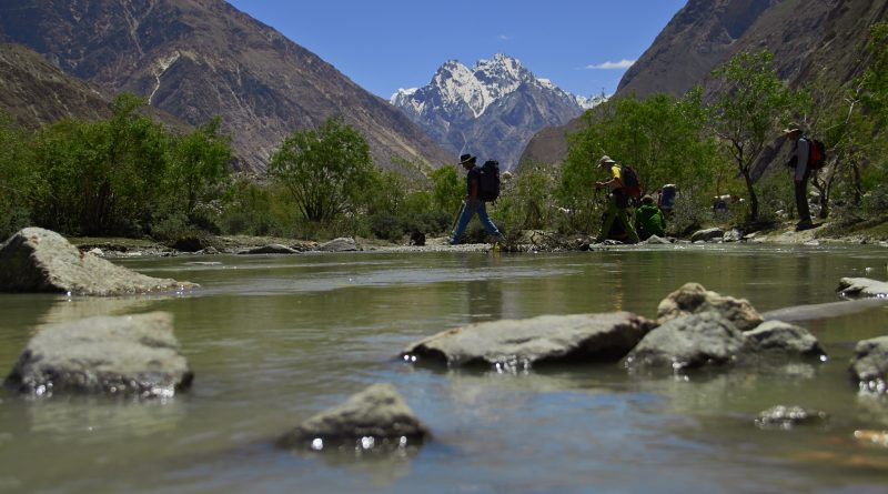 Trekking in Pakistan - Korophon, Baltoro