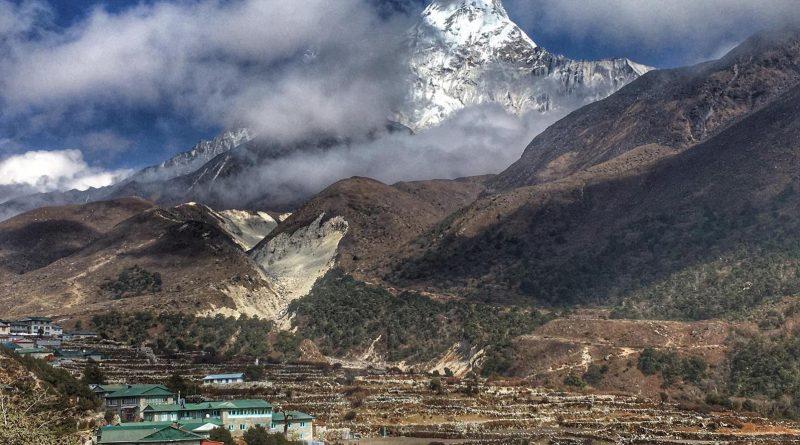Ama Dablam, Pangboche, Nepal