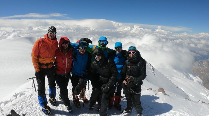 Elbrus Summit Team