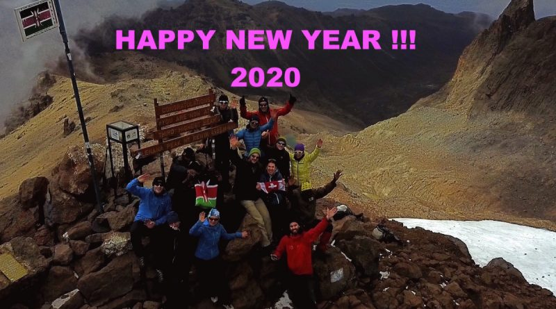 Happy New 2020 SummitClimb
