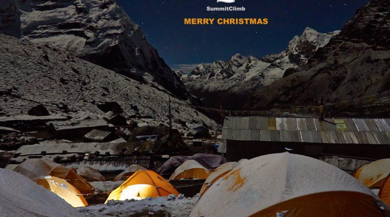 Frohe Weihnachten SummitClimb