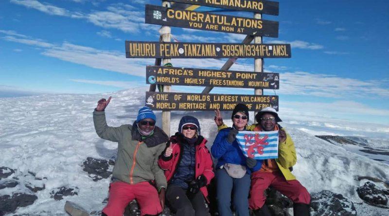 Kibo Summit 2020 Kilimanjaro