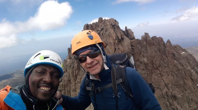 Mount Kenya Summit 2020