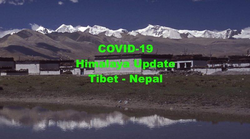 Coronavirus COVID-19 Info - Nepal und Tibet
