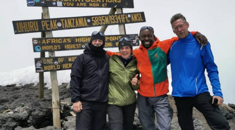 Kilimanjaro März 2020 Summit