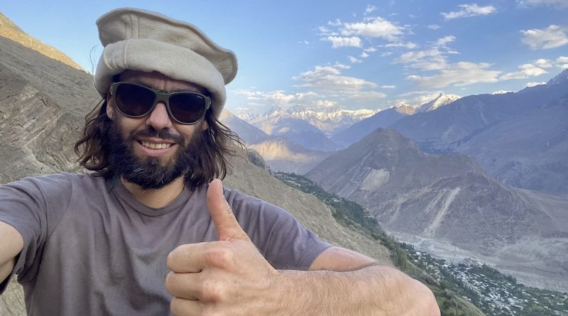 Felix Berg, Karakorum, 2020, Expedition, Hunza