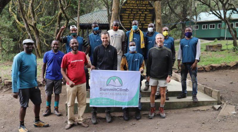 Team, Trekking, Meru und Kilimanjaro Reise 2020