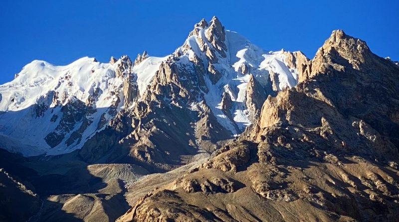 Shimshal Kue'Dhg'hd mountain 6105m