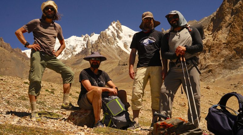 SummitClimb 2020 Expedition Team Shimshal