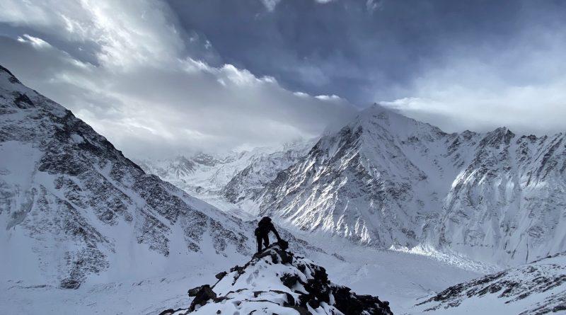 Bergsteiger im Shimshal, Karakoram, 2021 Summit Climb