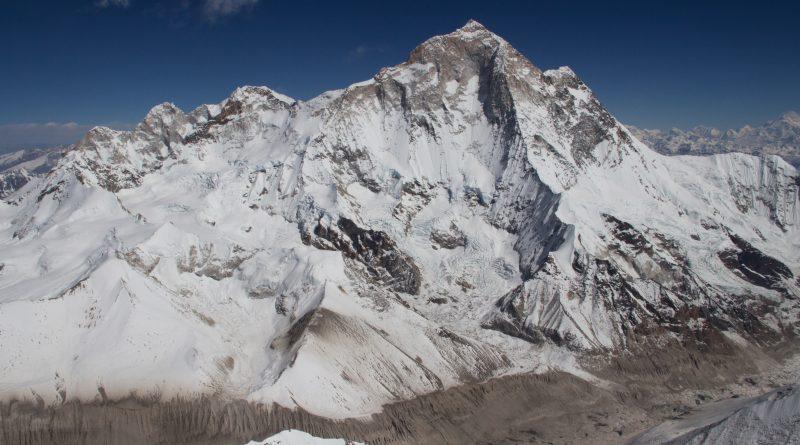 Makalu, der Berg