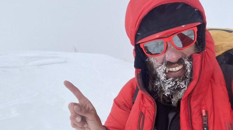 Khan Tengri Summit, Bergsteiger Felix Berg