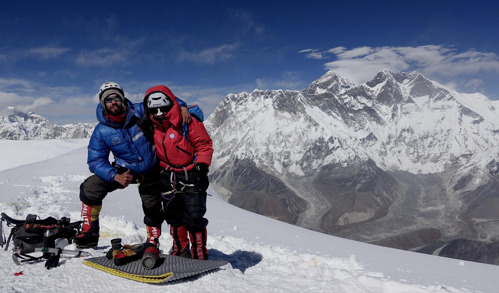 Summit-Ama-Dablam-Gipfel-Felix-Magdalena-Everest