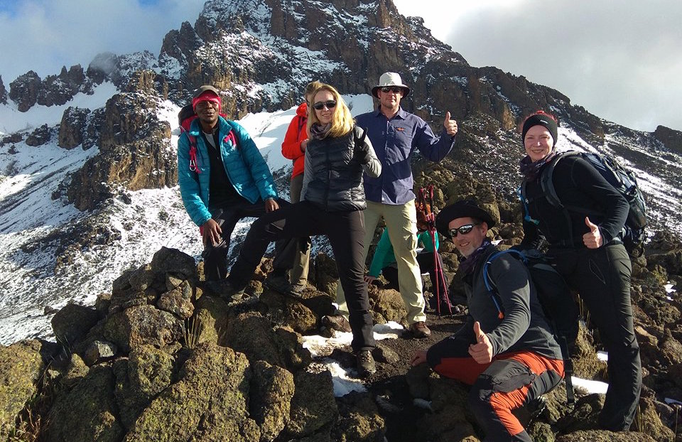 Kilimanjaro-2018 Tour Nr.3 - Team