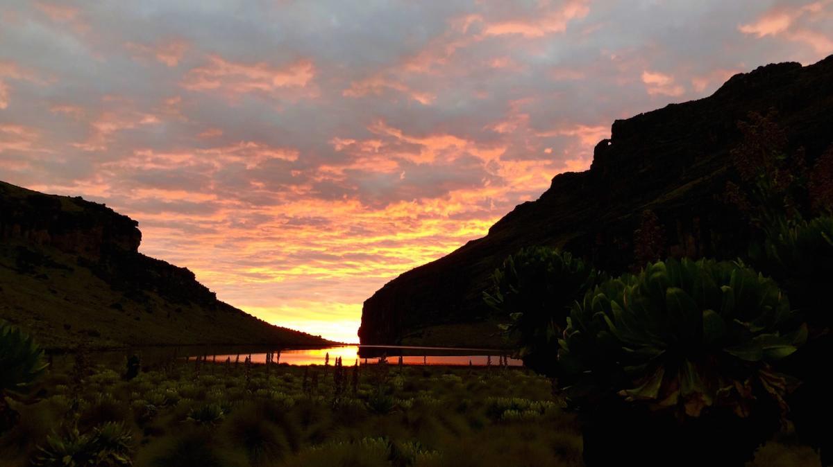 2018-2-FEB-Mount-Kenya-Sunset