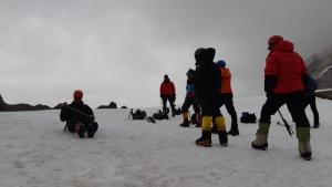 Aconcagau-2019-Feb-8-Schnee