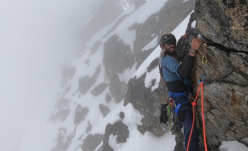 Langtang Lirung  Climbing (1 go)
