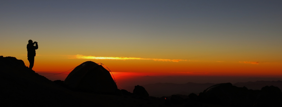SummitClimb - Aconcagua Sunset