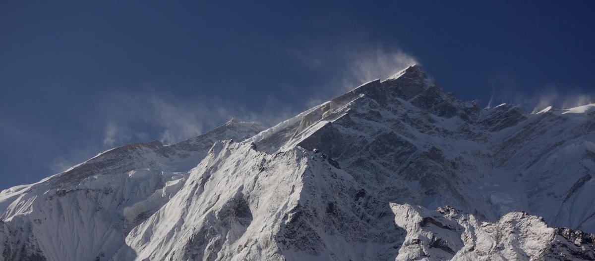 Annapurna-1-Summit